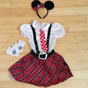 Other - Girls Minnie Mouse Costume